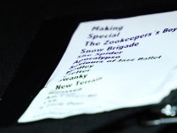 MEW SETLIST Live in Arthur's Days Indonesia 2013 by @mametmumeti
