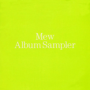 Album Sampler CD Cover