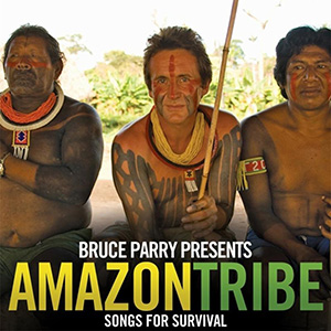 Amazon Tribe CD Cover