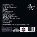 And The Glass Handed Kites US CD Back Cover