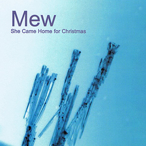She Came Home For Christmas Single CD Cover