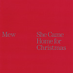 She Came Home For Christmas Japanese CD Cover