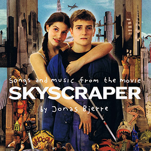 Skyscraper CD Cover