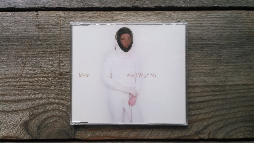 Mew – Am I Wry? No 2002 1. Am I Wry? No 2. Like A Paper Cuts 3. Snowflake 4. Am I Wry? No (Vid