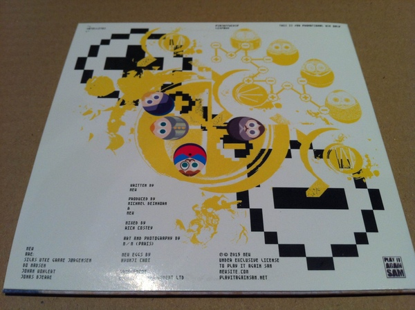 I think it's cool that @shin2chi is mentioned on the back cover. http://www.discogs.com/Mew-Sa