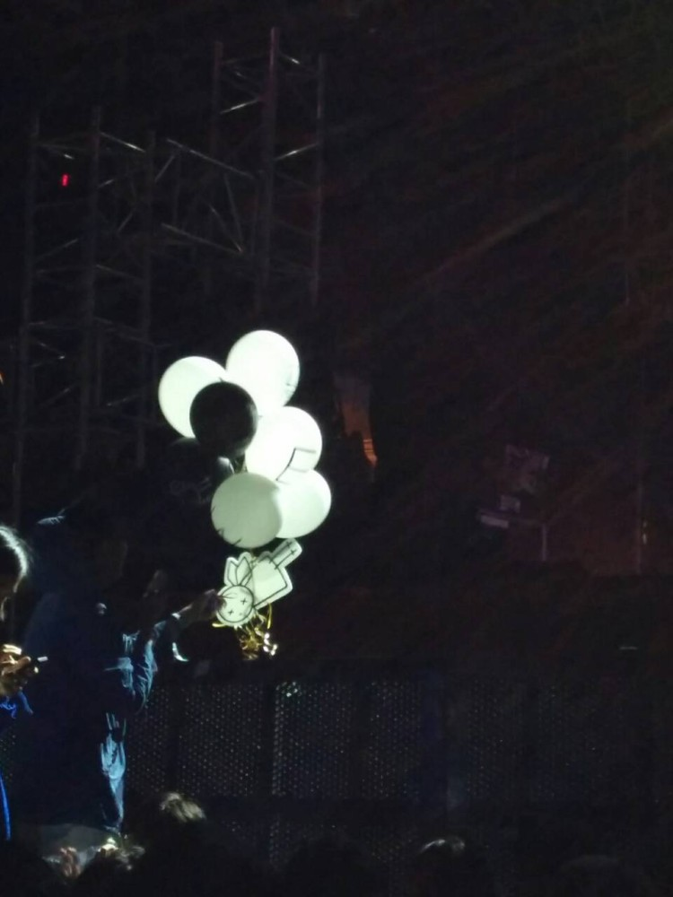 Balloons with Mew angel 32943