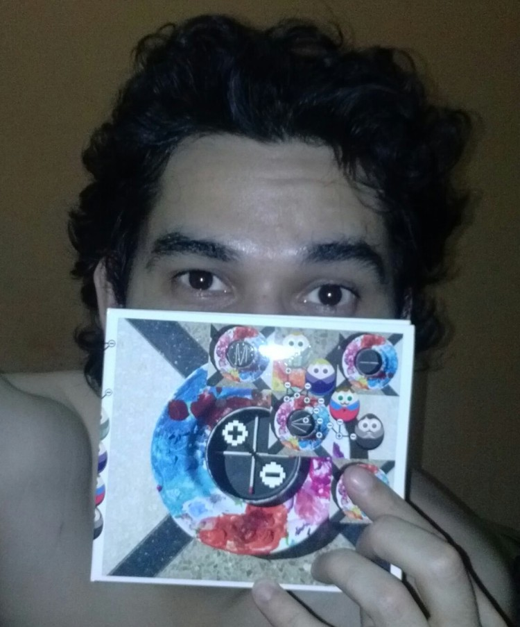 I got mi Plus Minus cd. I´m from Paraguay, in the heart of Southamerica. Wonderful album! CAM00108-